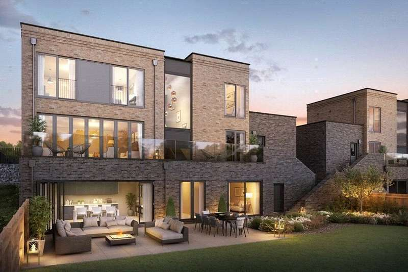 5 Bedrooms Detached House for sale in The Ridgeway, Mill Hill, London, NW7