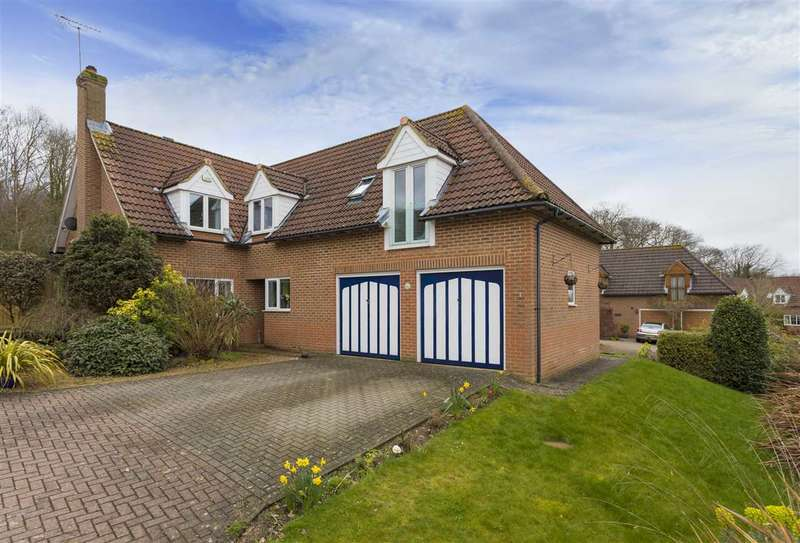 4 Bedrooms Detached House for sale in Weatherall Close, Dunkirk