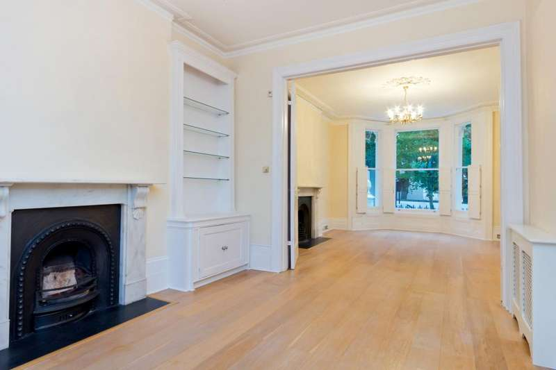 4 Bedrooms House for rent in Formosa Street, Maida Vale, London, W9