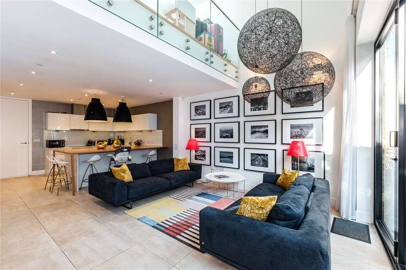 4 Bedrooms Terraced House for sale in Liverpool Road, London, N1