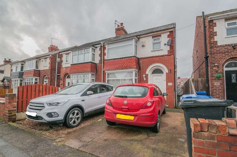 3 Bedrooms Semi Detached House for sale in Wivelsfield Road, Balby
