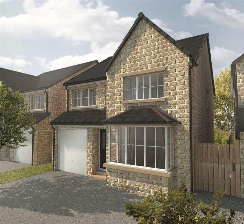 5 Bedrooms Detached House for sale in Thackley Grange, Town Lane, Thackley. BD10 8LW