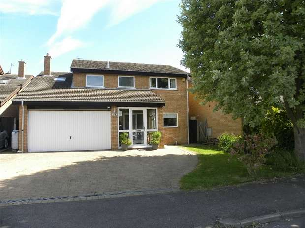 4 Bedrooms Detached House for sale in Arkwright Road, Milton Ernest, Bedford