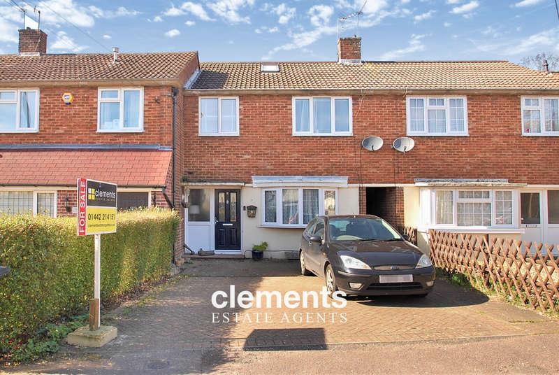 4 Bedrooms Terraced House for sale in Bennetts End, Hemel Hempstead