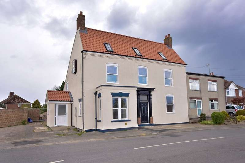2 Bedrooms Flat for sale in North End, Swineshead