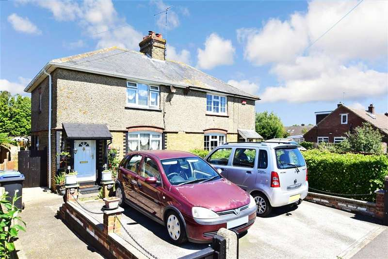 2 Bedrooms Semi Detached House for sale in Margate Road, , Herne Bay, Kent