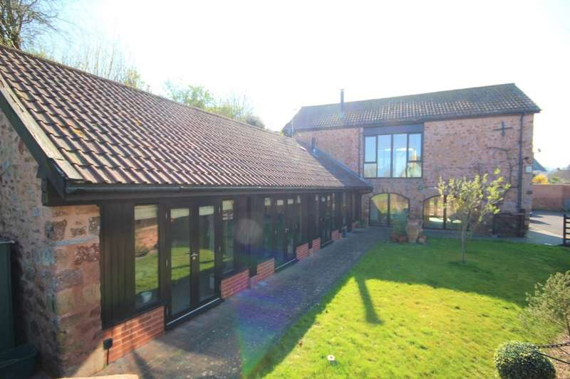 Property for sale in Huish Barns, Washford, Somerset