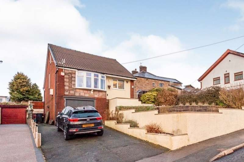 3 Bedrooms Detached Bungalow for sale in Belthorn Road, Belthorn, Blackburn, BB1