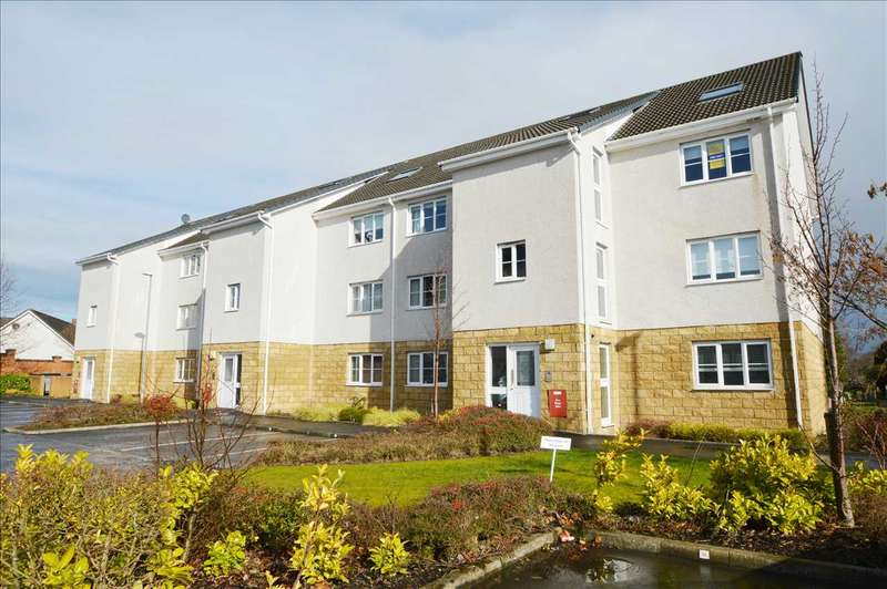 2 Bedrooms Apartment Flat for sale in West Wellhall Wynd, Hamilton