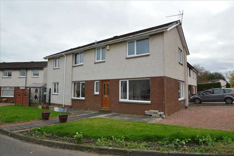 6 Bedrooms Detached House for sale in Millfield Crescent, Erskine