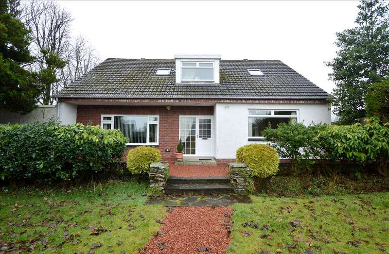 6 Bedrooms Detached House for sale in Hamilton Road, Strathaven