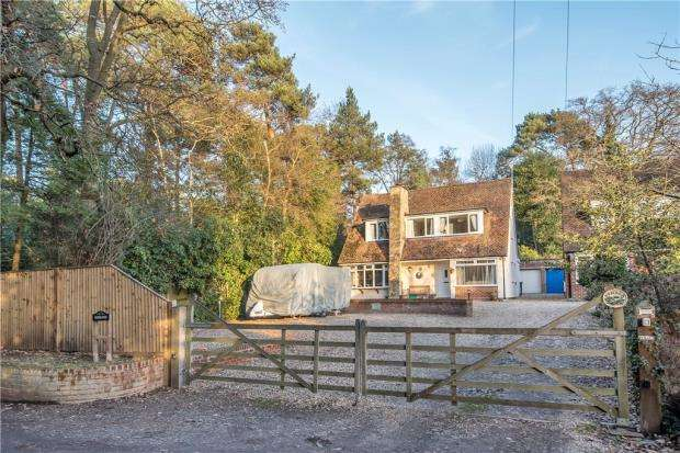 3 Bedrooms Detached House for sale in Warren Lane, Finchampstead, Wokingham
