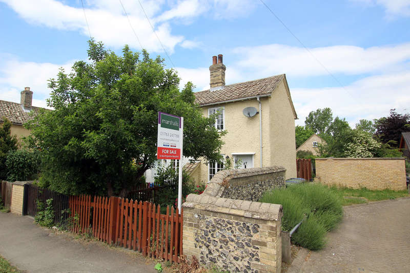 1 Bedroom Cottage House for sale in High Street, Bassingbourn