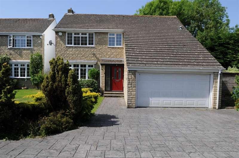 4 Bedrooms Detached House for sale in Bickley Close, Hanham, Bristol, BS15 3TB
