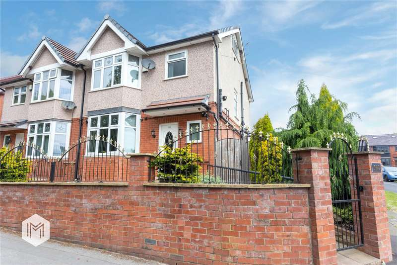 3 Bedrooms Semi Detached House for sale in Green Lane, Bolton, Greater Manchester, BL3