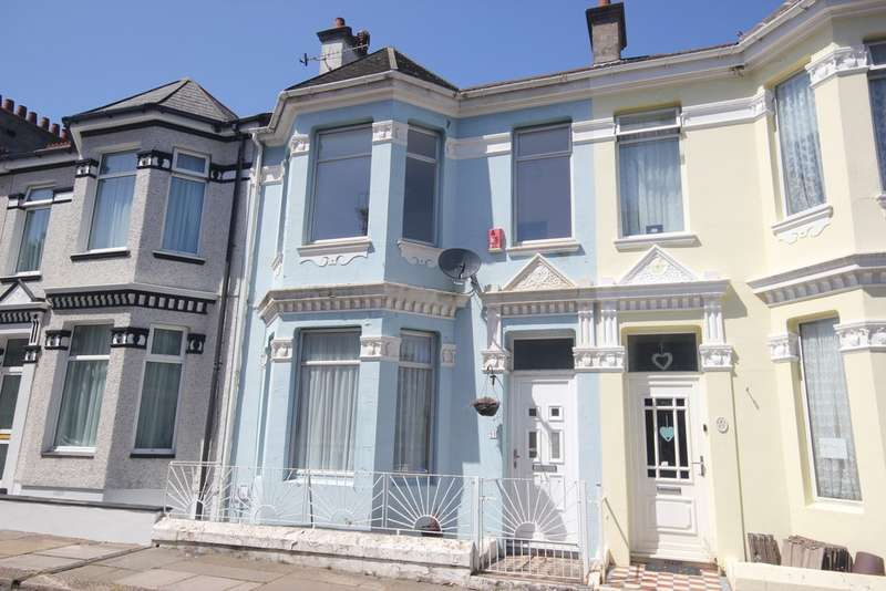 3 Bedrooms Property for rent in Knighton Road, Plymouth PL4