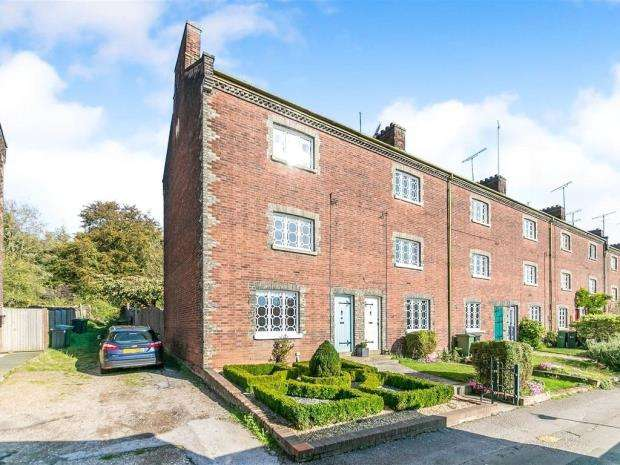 4 Bedrooms End Of Terrace House for sale in Factory Lane East, Halstead, Essex
