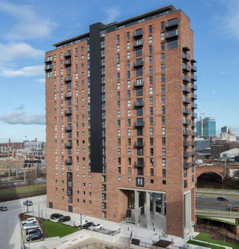 2 Bedrooms Apartment Flat for sale in Wilburn Basin B, 55 Ordsall Lane, Salford, Lancashire, M5 4XR