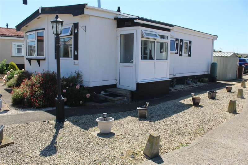 2 Bedrooms Park Home Mobile Home for sale in KINGSMEAD PARK, ROCHESTER