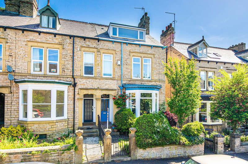 6 Bedrooms Semi Detached House for sale in Endcliffe Rise Road, Botanical Gardens