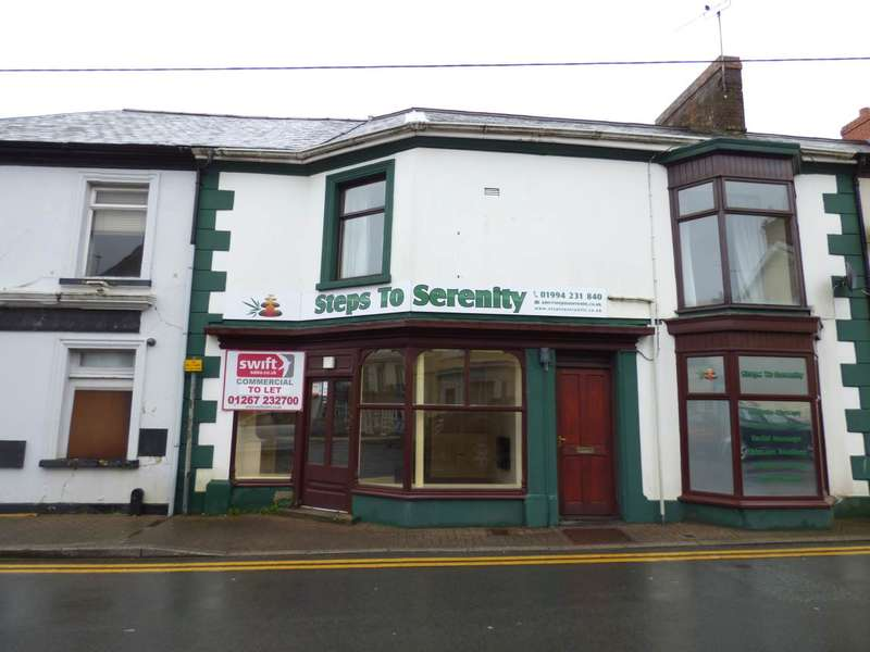 Commercial Property for rent in 2 Corvus Terrace, Pentre Road, St Clears