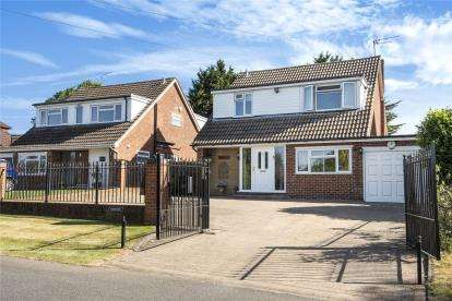 4 Bedrooms Detached House for sale in Southfield Road, Chislehurst