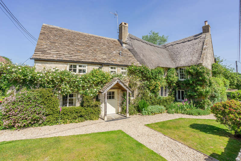5 Bedrooms House for sale in Nettleton, Wiltshire