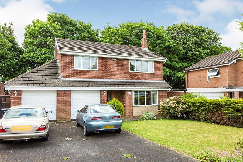 4 Bedrooms Detached House for sale in Meadowcroft, Euxton, Chorley, Lancashire, PR7
