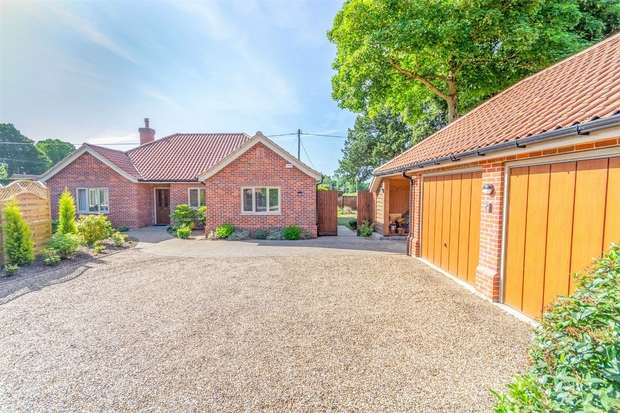 4 Bedrooms Detached Bungalow for sale in Mileham