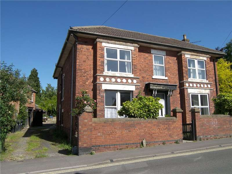 6 Bedrooms Detached House for sale in Greenhill Lane, Riddings, Alfreton, Derbyshire, DE55