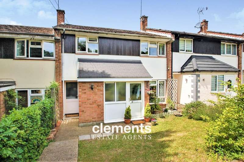 3 Bedrooms Terraced House for sale in Highfield, Hemel Hempstead