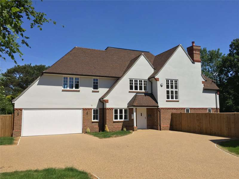 7 Bedrooms Detached House for sale in Wraylands Drive, Reigate, Surrey, RH2