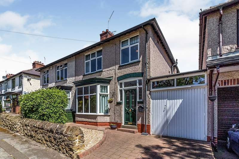 3 Bedrooms Semi Detached House for sale in Milden Road, Sheffield, South Yorkshire, S6
