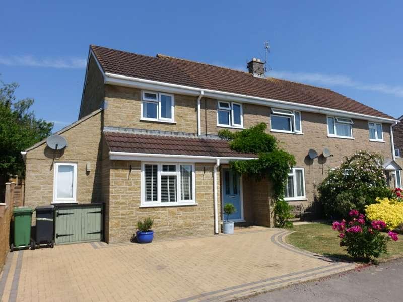 Property for sale in Manor Drive, Merriott TA16
