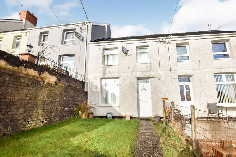 3 Bedrooms Terraced House for sale in Farm Terrace, Phillipstown, New Tredegar