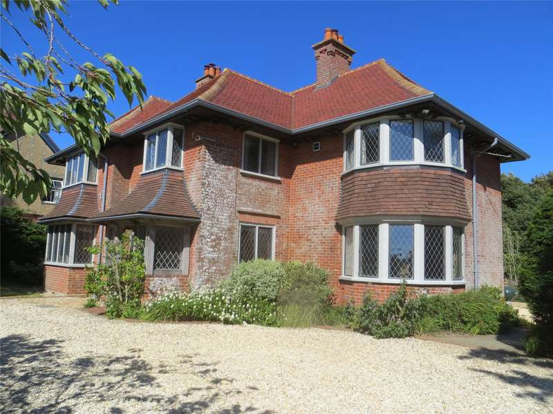 5 Bedrooms Detached House for sale in Lymore Lane, Keyhaven, Lymington, Hampshire, SO41