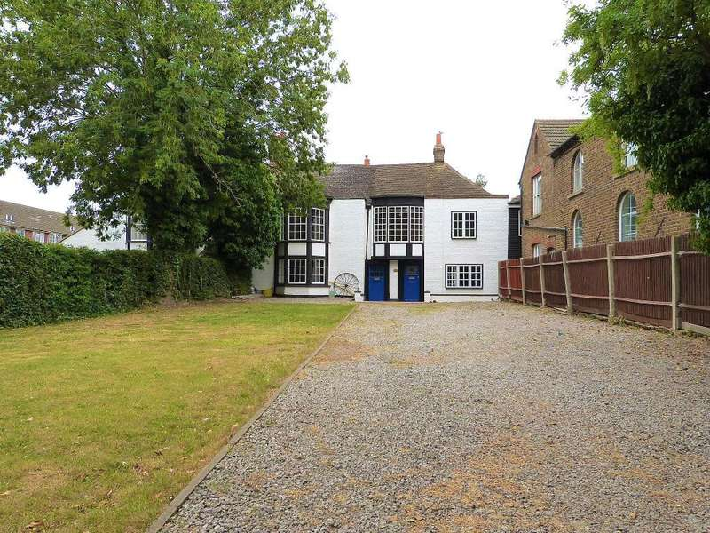 4 Bedrooms Semi Detached House for sale in High Street, Harlington, UB3 5DD