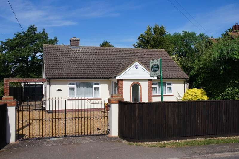 4 Bedrooms Bungalow for sale in Templars Way, Sharnbrook