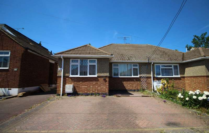 2 Bedrooms Semi Detached House for sale in Whitby Ave, Brentwood