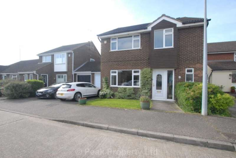 4 Bedrooms Link Detached House for sale in REDUCED FOR A QUICK SALE! Arnolds Way, Rochford