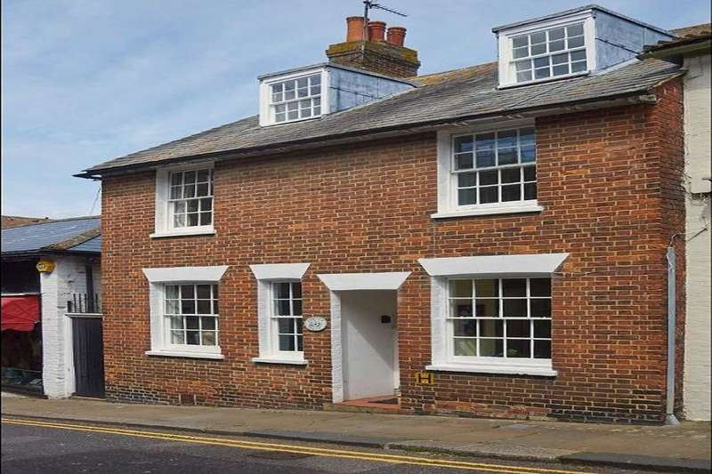 5 Bedrooms End Of Terrace House for sale in Lion Street, Rye, East Sussex, TN31