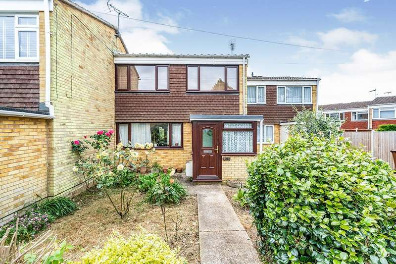 3 Bedrooms End Of Terrace House for sale in Thorpe Walk, Gillingham, Kent, ME8