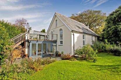4 Bedrooms Detached House for sale in Trewidland, Liskeard, Cornwal