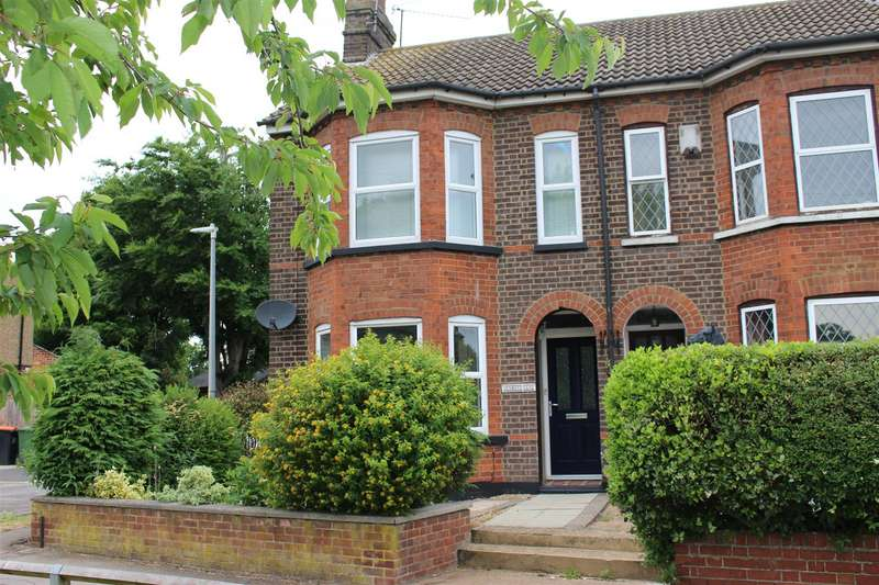3 Bedrooms Semi Detached House for sale in The Green, Houghton Regis, Dunstable