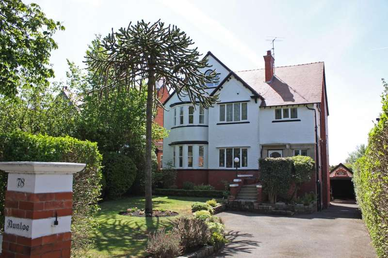 6 Bedrooms Detached House for sale in Cambridge Road, Churchtown, Southport, PR9 9RH