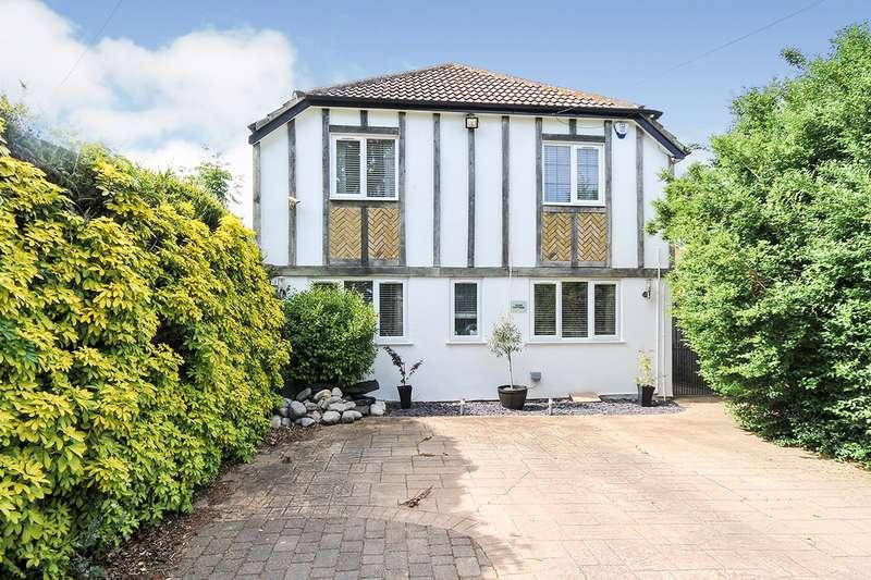 5 Bedrooms Semi Detached House for sale in Botsom Lane, West Kingsdown, Sevenoaks, Kent, TN15