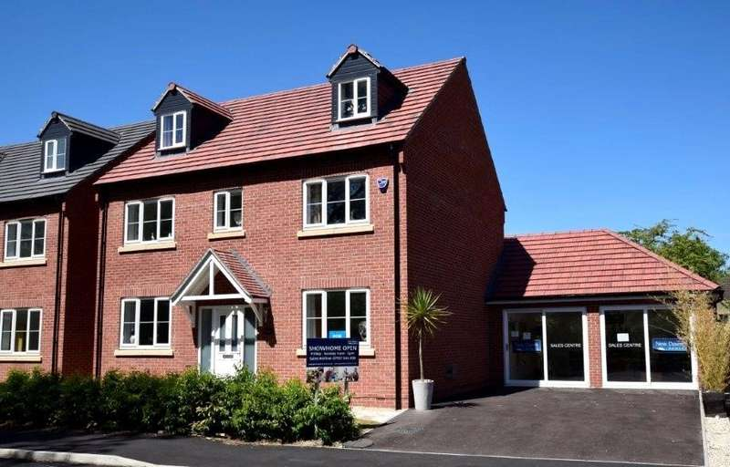5 Bedrooms Detached House for sale in Plot 1, New Dawn View, Gloucester, Gloucestershire, GL1