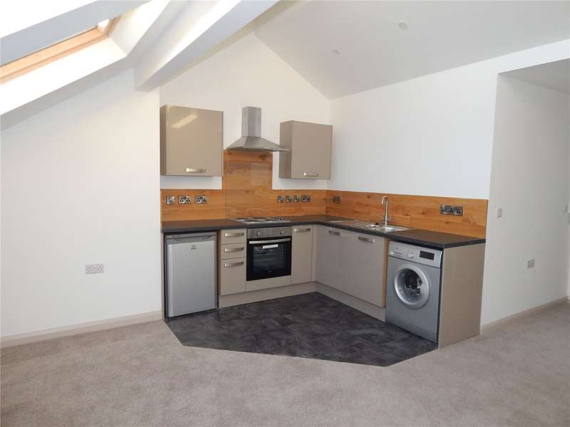 1 Bedroom Apartment Flat for rent in James Street, Golcar, Huddersfield, HD7