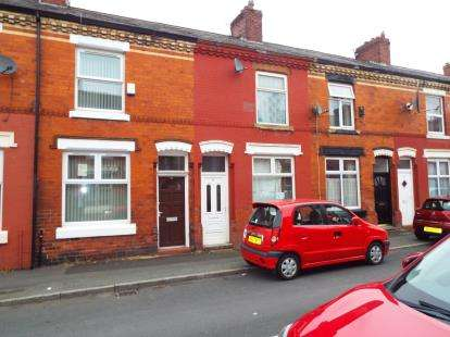 2 Bedrooms Terraced House for sale in Carnforth Street, Manchester, Greater Manchester, Uk