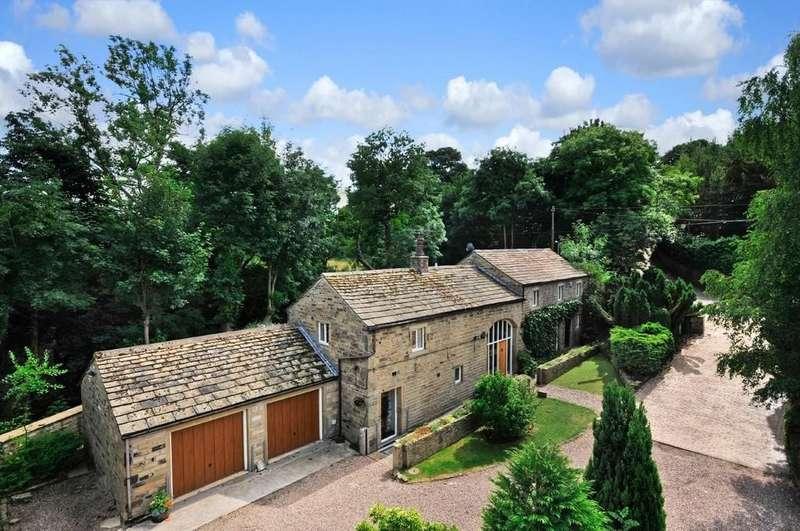 6 Bedrooms Detached House for sale in Woodsome Road, Fenay Bridge, Huddersfield